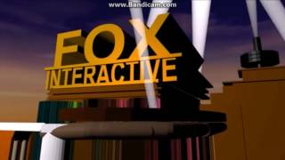 Fox Interactive logo History (1992-2006) (also includes logo remakes) thumbnail