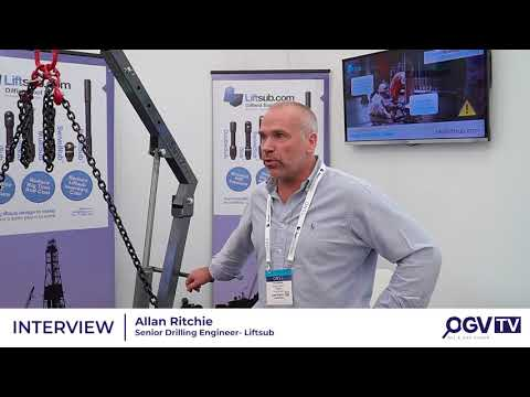 ONS 2018 - OGV interview Allan Ritchie - Senior Drilling Engineer - Liftsub