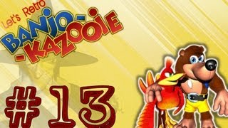 Lets Retro - Banjo Kazooie #013 [German/Deutsch] - Das Ende der Trockenzeit