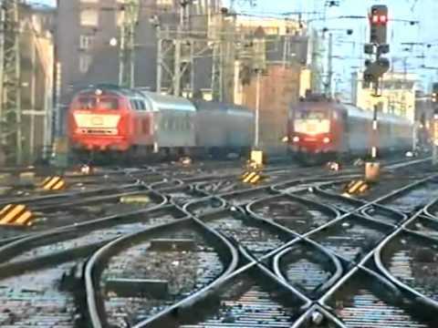 Euro Rails 1 - Treinen in Köln Hbf