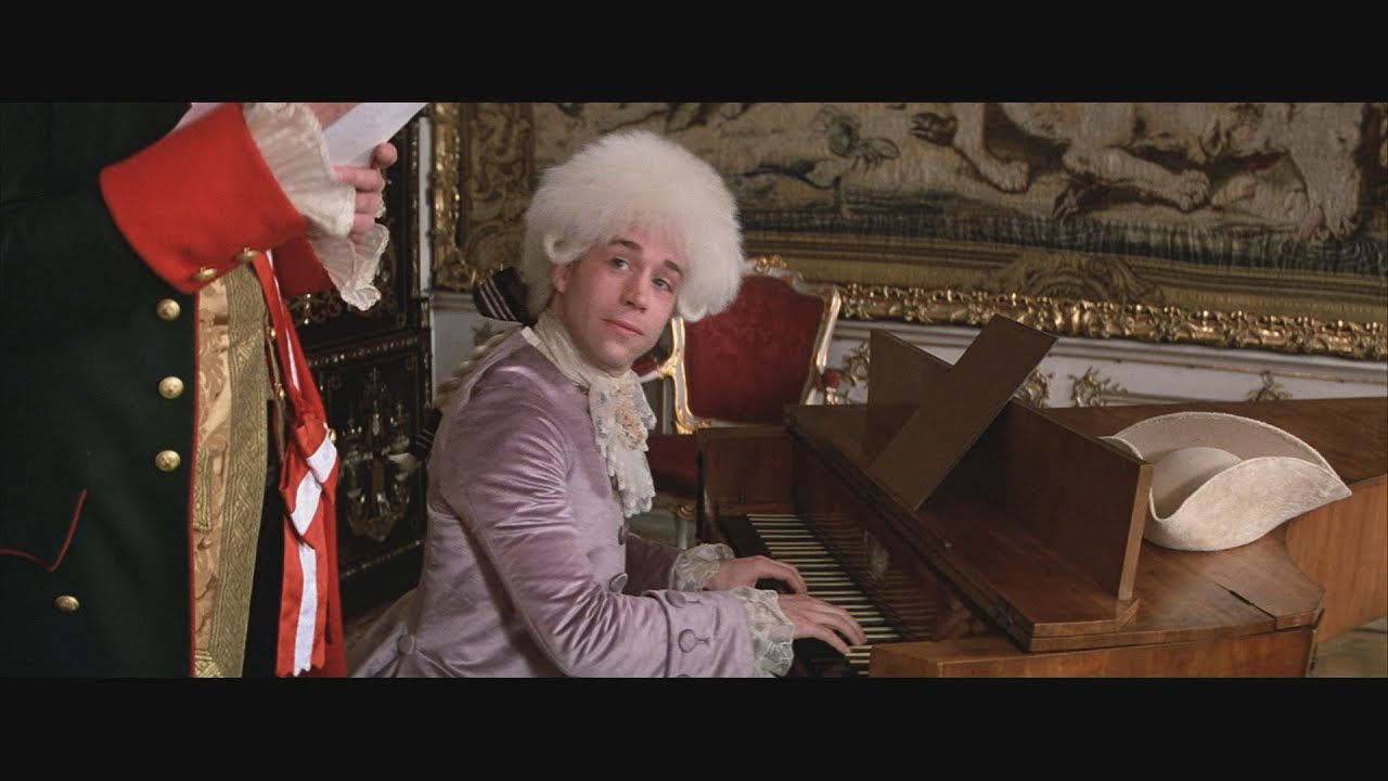 The Wicked Scene in Amadeus When Mozart Mocked the Talents of His Rival Antonio Salieri: How Much Does the Film Square with Reality?