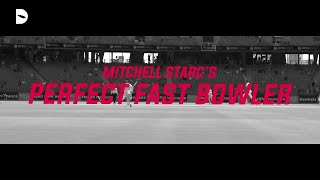 Mitchell Starc: My perfect fast bowler
