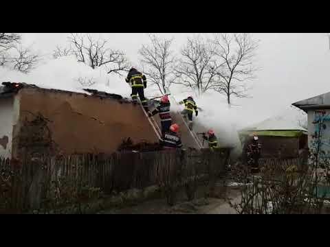 Incendiu Murighiol 3