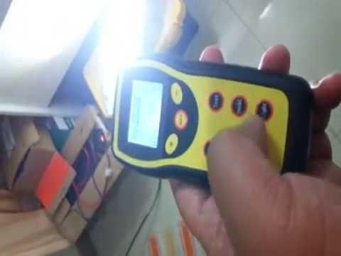 Wireless Solar Lighting Controller Testing  Operation  Vedio160830