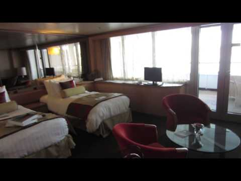 Cruise Cardinal: Episode 1 Holland America Veendam Hawaii 1-2014 Cruise Review