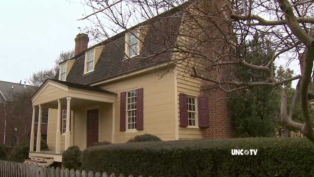 Joel Lane Museum House in Raleigh, NC | UNC-TV | NC Now - YouTube