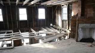 Abandoned Tweaker House - NJ [Close Call with Homeless Man]