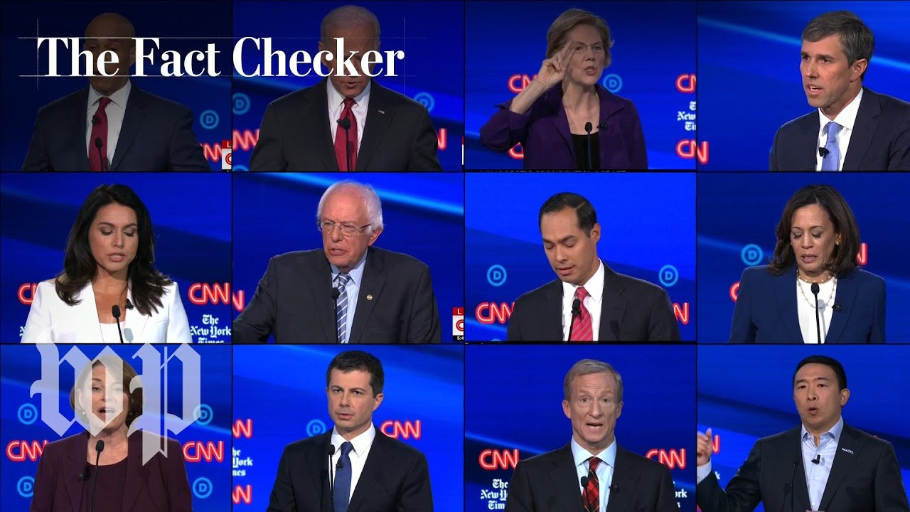 Fact-Checking the November Democratic DebateFact-Checking the ...