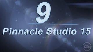 9_Видео монтаж в Pinnacle Studio 15, начальные титры.(Третий урок, простейшего видео монтажа в программе Pinnacle Studio 15. Делаем вводные титры. Сайт - http://iazon-studio.ru/..., 2012-09-03T20:36:34.000Z)