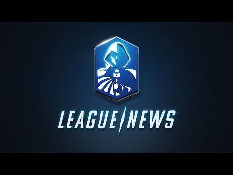 League News: 20/02/2019