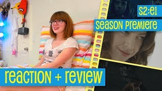 "Legion • s2:e1 ""chapter 9"" aka one year later reaction and review"