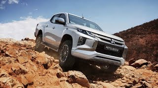 Mitsubishi Triton L200 - interior Exterior and Test Drive