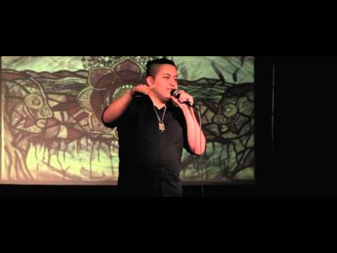 Beatboxing: the instrument into my higher consciousness. | Jonatan Lopez | TEDxSalisbury