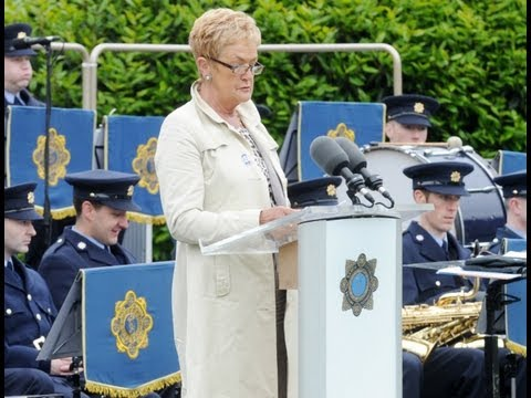 Jerry McCabe's widow calls for tough sentences for garda killers