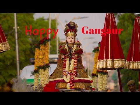 GANGAUR Whatsapp Status || Gangaur WhatsApp Status Video || Gangaur Song || GANGAUR 2018
