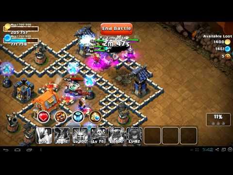 Castle Clash How I Farm 15 Shards