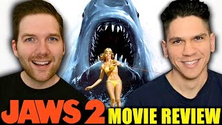 Jaws 2 – Movie Review and Surprise!