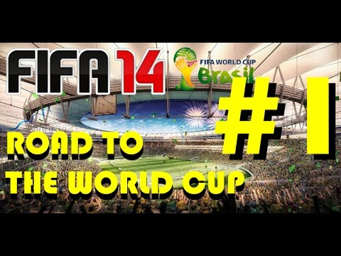 FIFA 14 ULTIMATE TEAM: Road to the World Cup: Episode 1