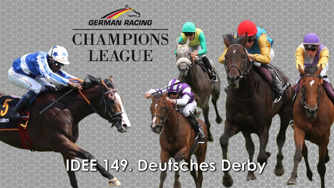 Idee 149 Deutsches Derby In Hamburg Am 8072018 Youtube