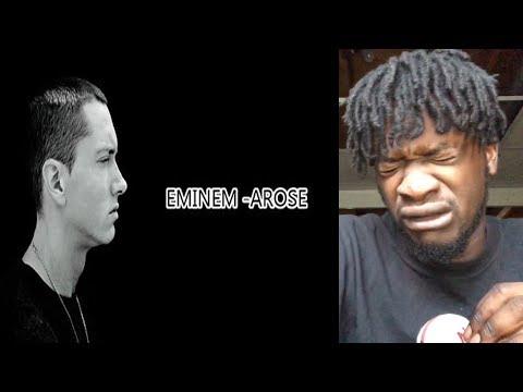 Eminem - Arose (REACTION!!!)