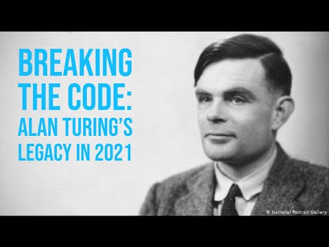 Live – Breaking the code: Alan Turing's legacy in 2021