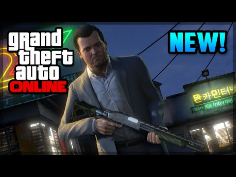 GTA 5 Online - NEW PS4, Xbox One, & PC Features! (GTA ...