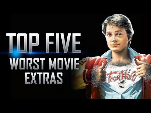 Top 5 Worst Extras in Movie History