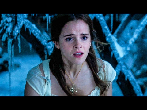 BEAUTY AND THE BEAST Trailer 1 - 3 (2017)