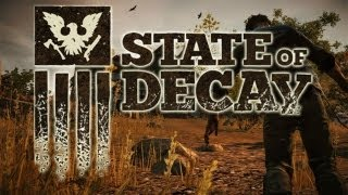 State of Decay GamePlay on PC Max Graphics [1080p]