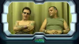 Merv Pepler aka Eat Static Exclusive Interview | GoaFreaksComTV