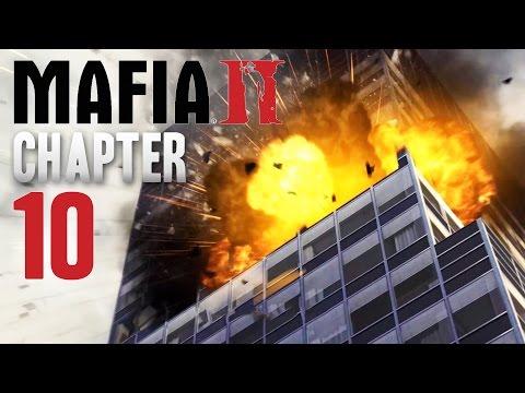 Mafia II || Chapter 10 - Room Service