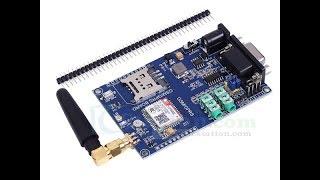 REVISIÓN ICSTATION SIM800C GSM GPRS Module