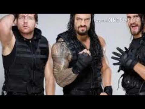 2013(WWE) : 1st The Shield Theme Song