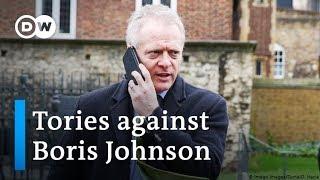 UK election: Rebel Tories take on Boris Johnson | Focus on Europe