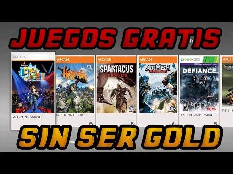 11 JUEGOS GRATIS XBOX 360 : SIN SER GOLD  LEGAL MAYO 2015