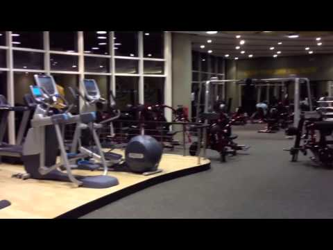 Golds Gym Al Barsha video