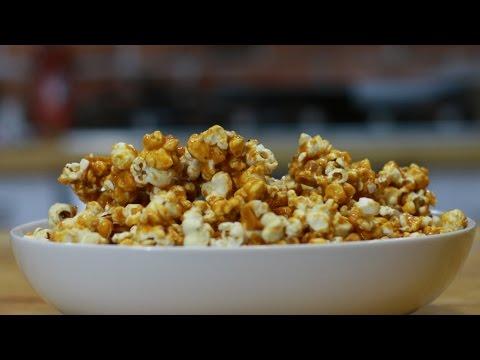 Domowy Przepis Na Karmelowy Popcorn, Jak Zrobić Popcorn ?