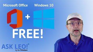 مجاني مايكروسوفت أوفيس في ويندوز 10