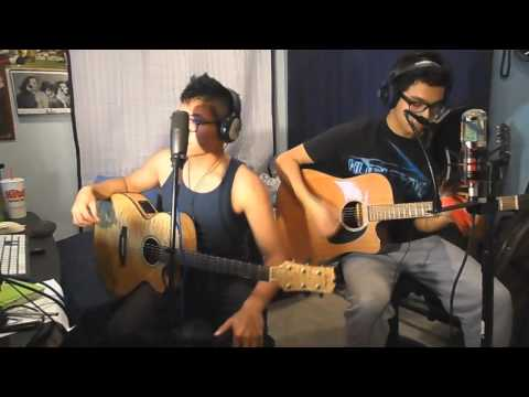 My Name Is Jonas by Weezer Acoustic Cover [Calvin A. +Dom L.]