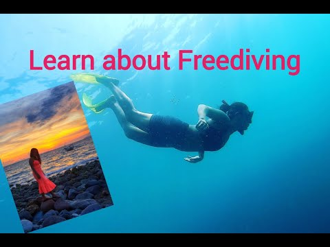 How To Learn Freediving In Batangas, Philippines (Intro To Freediving Lessons - May 2019)