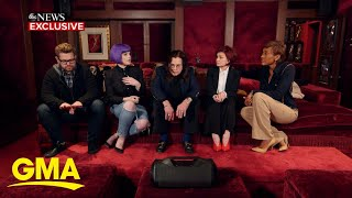 How Ozzy Osbourne's family copes with his health struggles l GMA