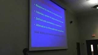 Michele Simon - Part 1/3 at CCFC 2008 Summit