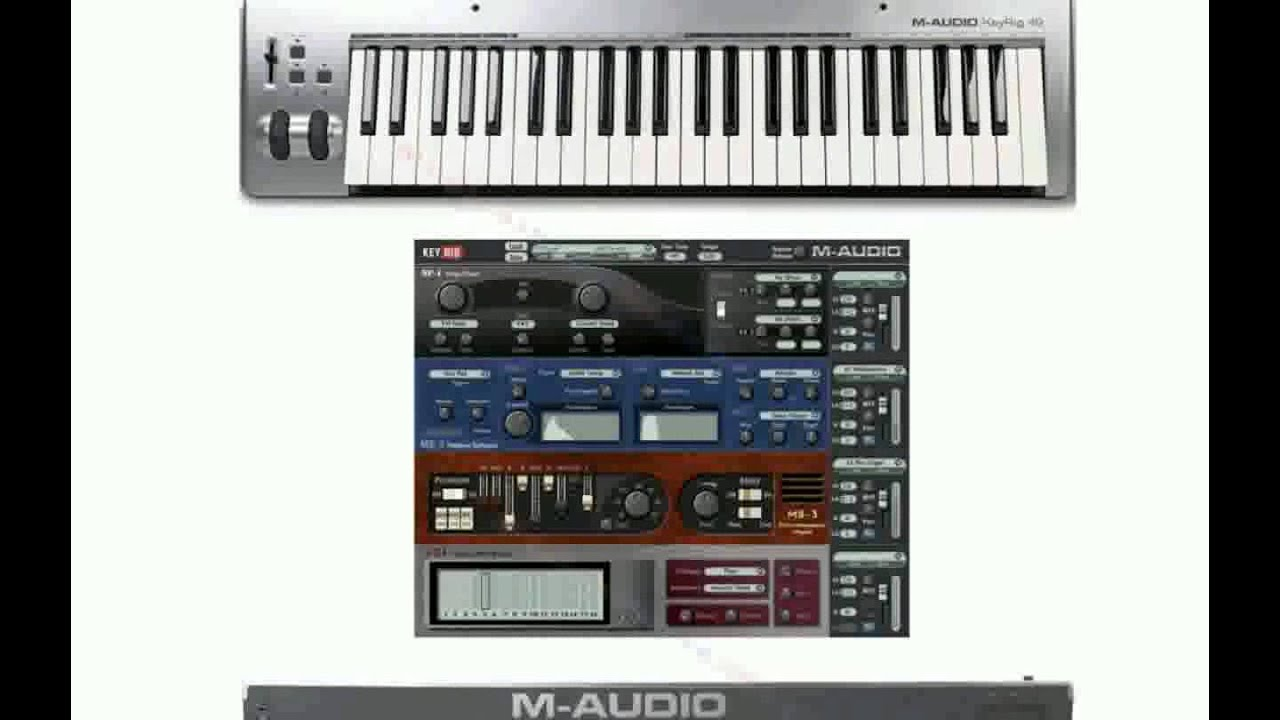 M-AUDIO KEYRIG 49 AUDIO WINDOWS 8 X64 DRIVER DOWNLOAD