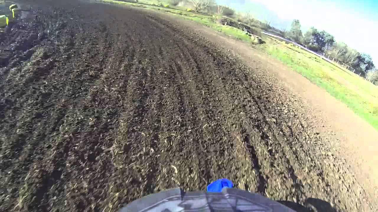 Circuito Zarate : Yamaha yz circuito al limite motocross zarate youtube