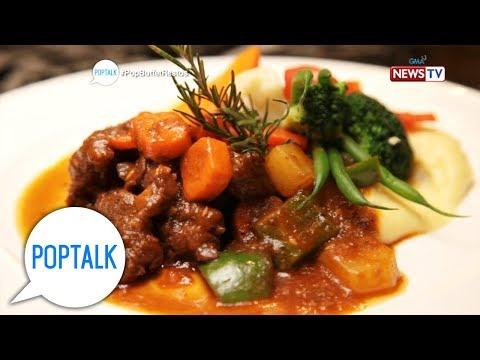 PopTalk: Enjoy unlimited steak at 'Chateaubriand!'