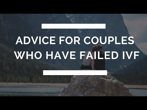 Advice For Couples Who Have Failed IVF | The Zita West Clinic