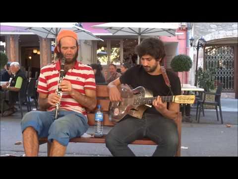 III Jazz Cannibals Jimbino Vegan and friends Café de la Paix Prades 11 octobre 2017