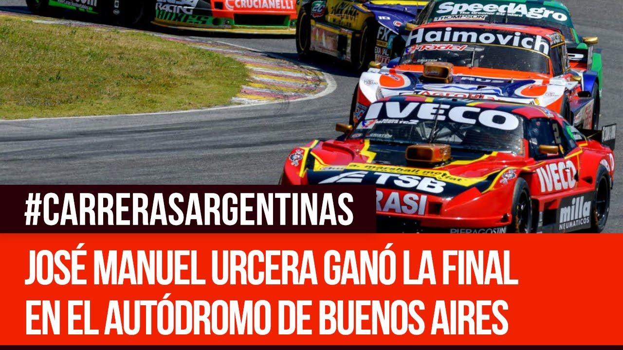 Chevrolet dijo presente con Urcera en lo más alto del podio - Carreras Argentinas