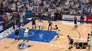 NBA 2K13 CPU vs CPU Max Realism HD
