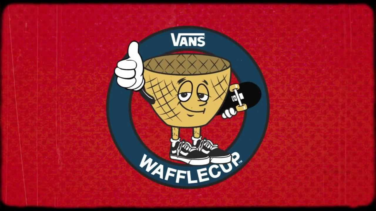 vans waffle cup